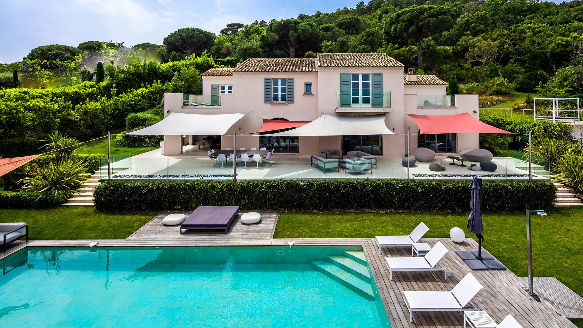 Villa Villa Augusto, Location à Côte d'Azur
