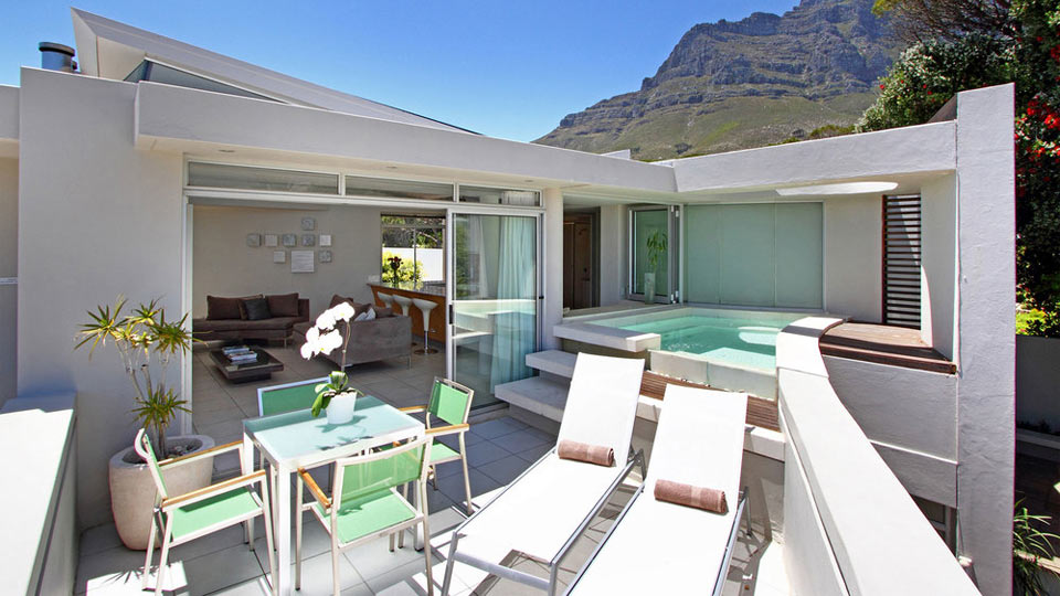 Villa Leo Penthouse, Rental in Cape Town