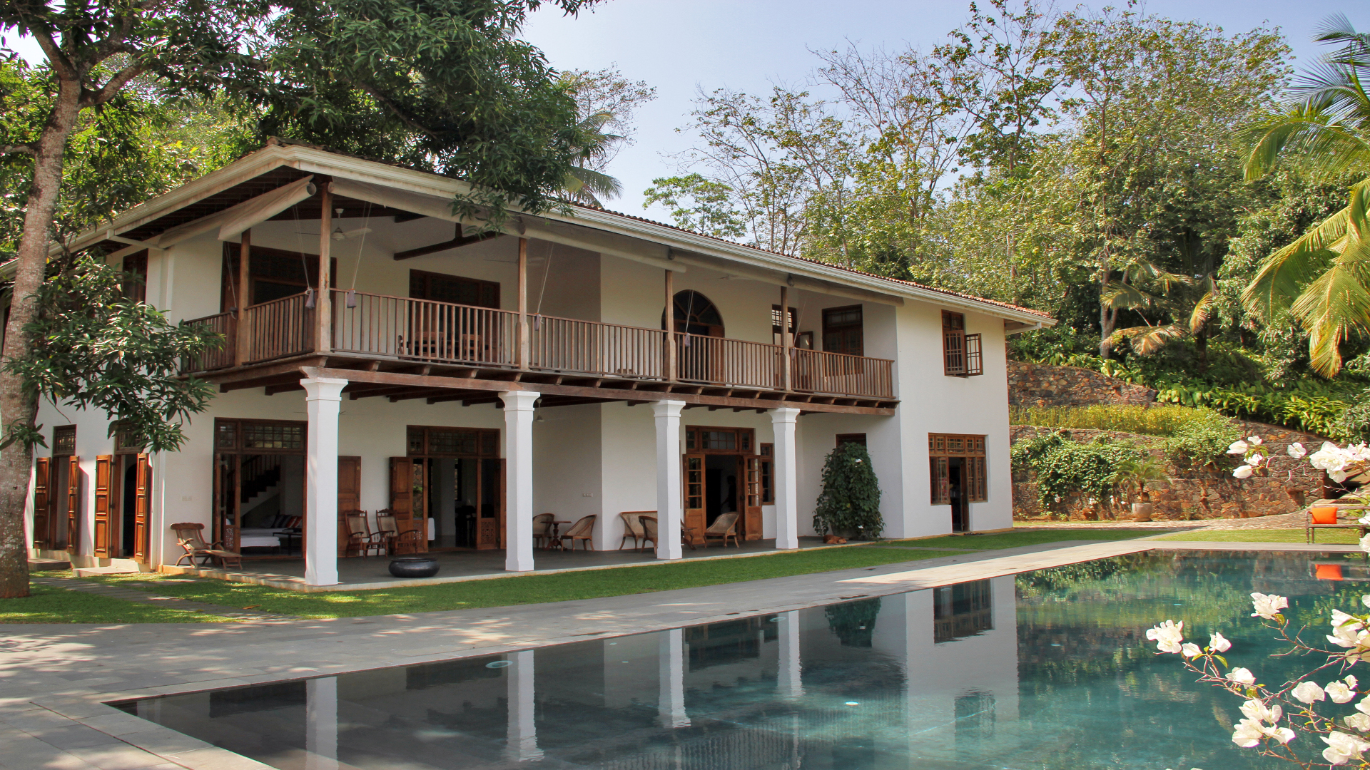 Villa Villa Lasana, Location à Galle