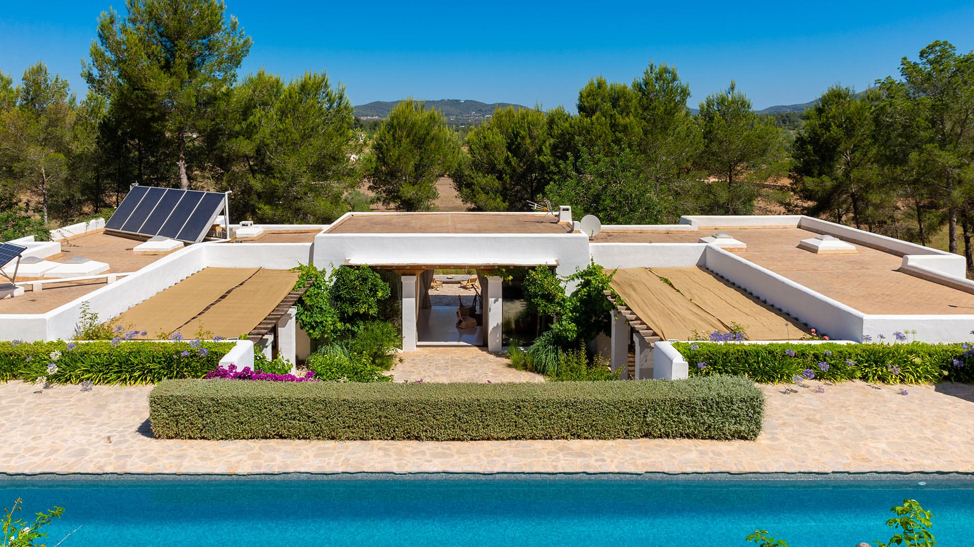 Villa Eco Riu, Location à Ibiza