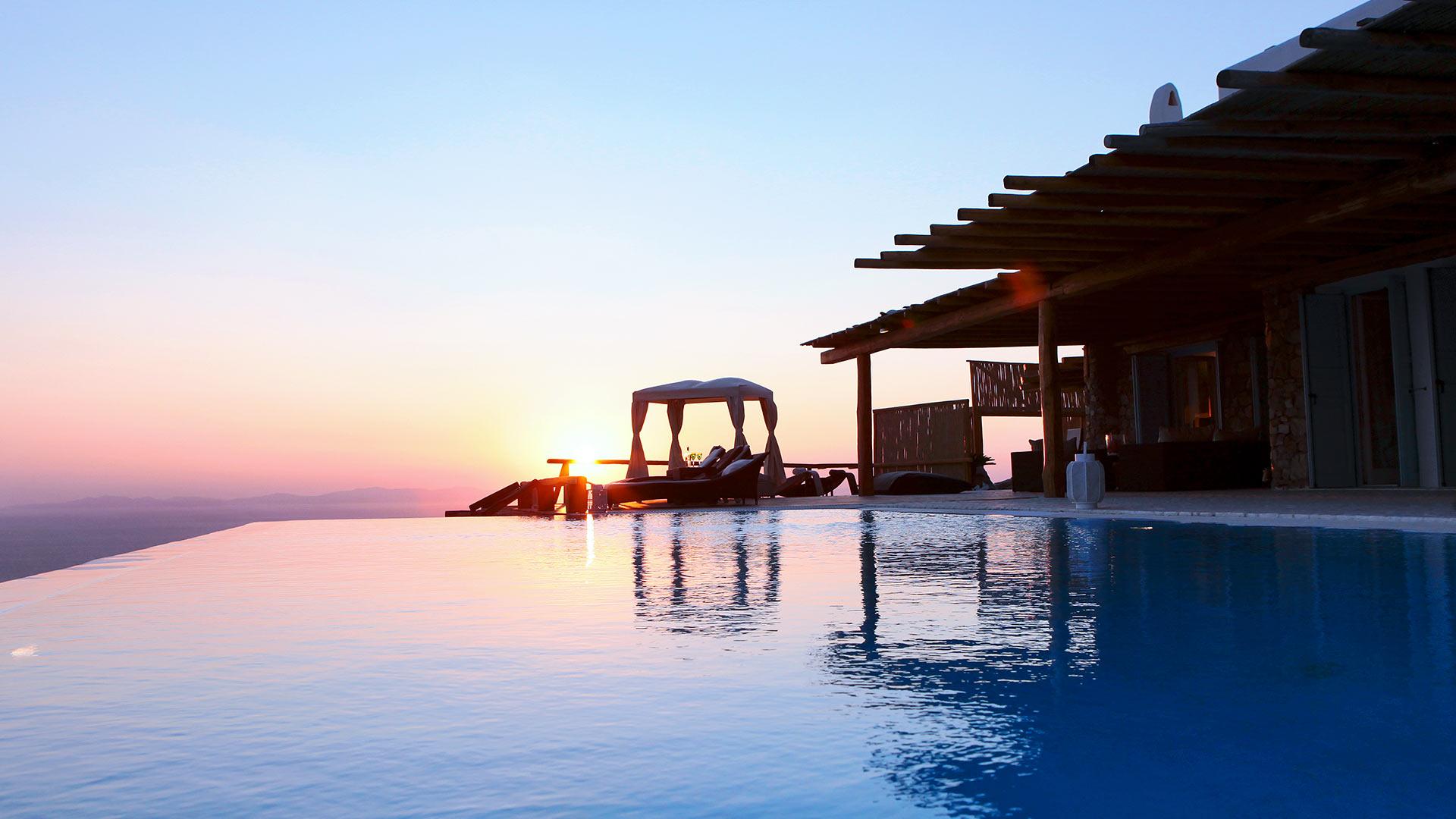 Villa Villa Kas, Location à Cyclades - Mykonos