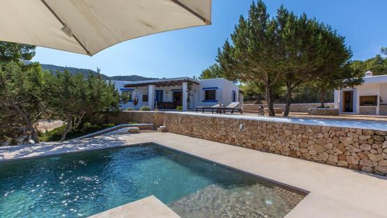 Villa Ses Savines, Rental in Ibiza