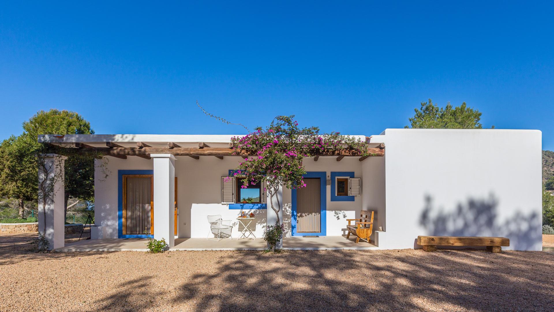 Villa Ses Savines, Location à Ibiza