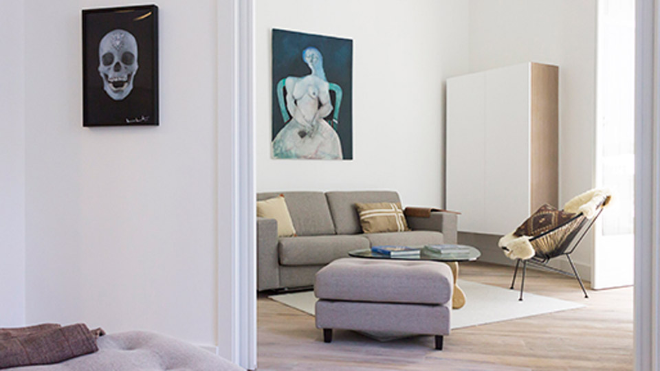 Villa Balmes 3, Rental in Barcelona