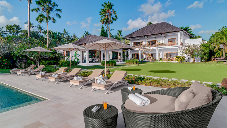 Villa Villa Javana, Location à Bali