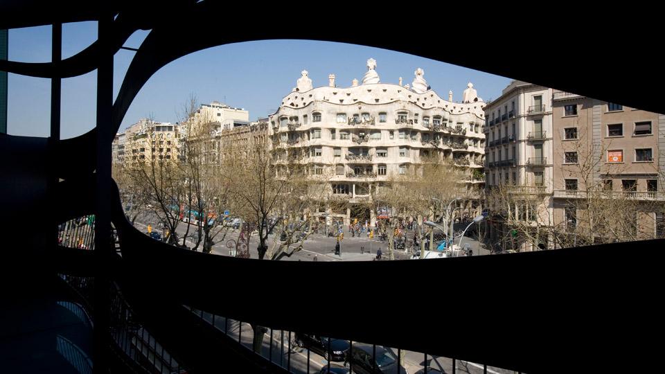 Villa Paseo de Gracia 4, Rental in Barcelona