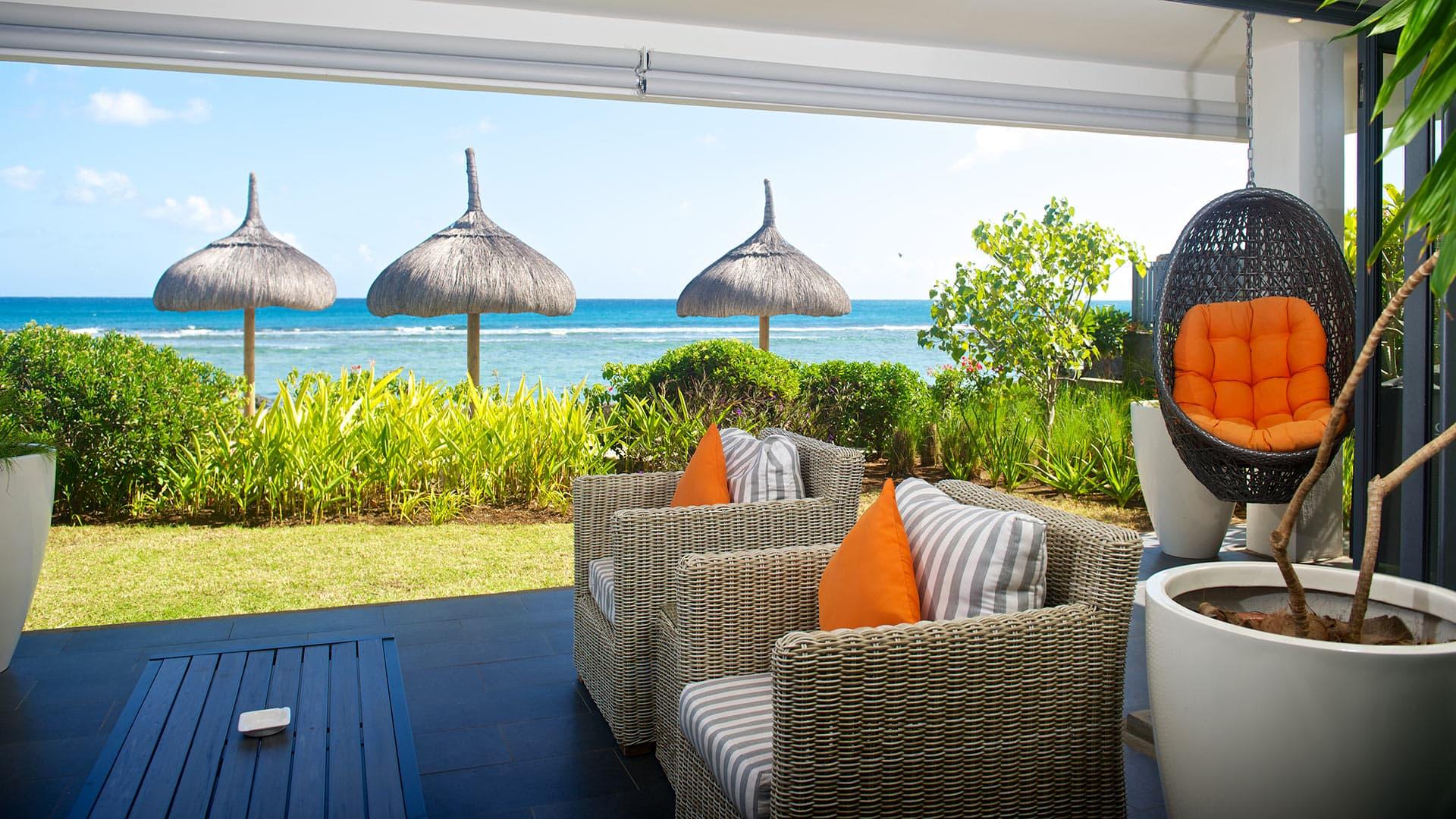 Villa Appartement Blue Lagoon, Location à Île Maurice Ouest