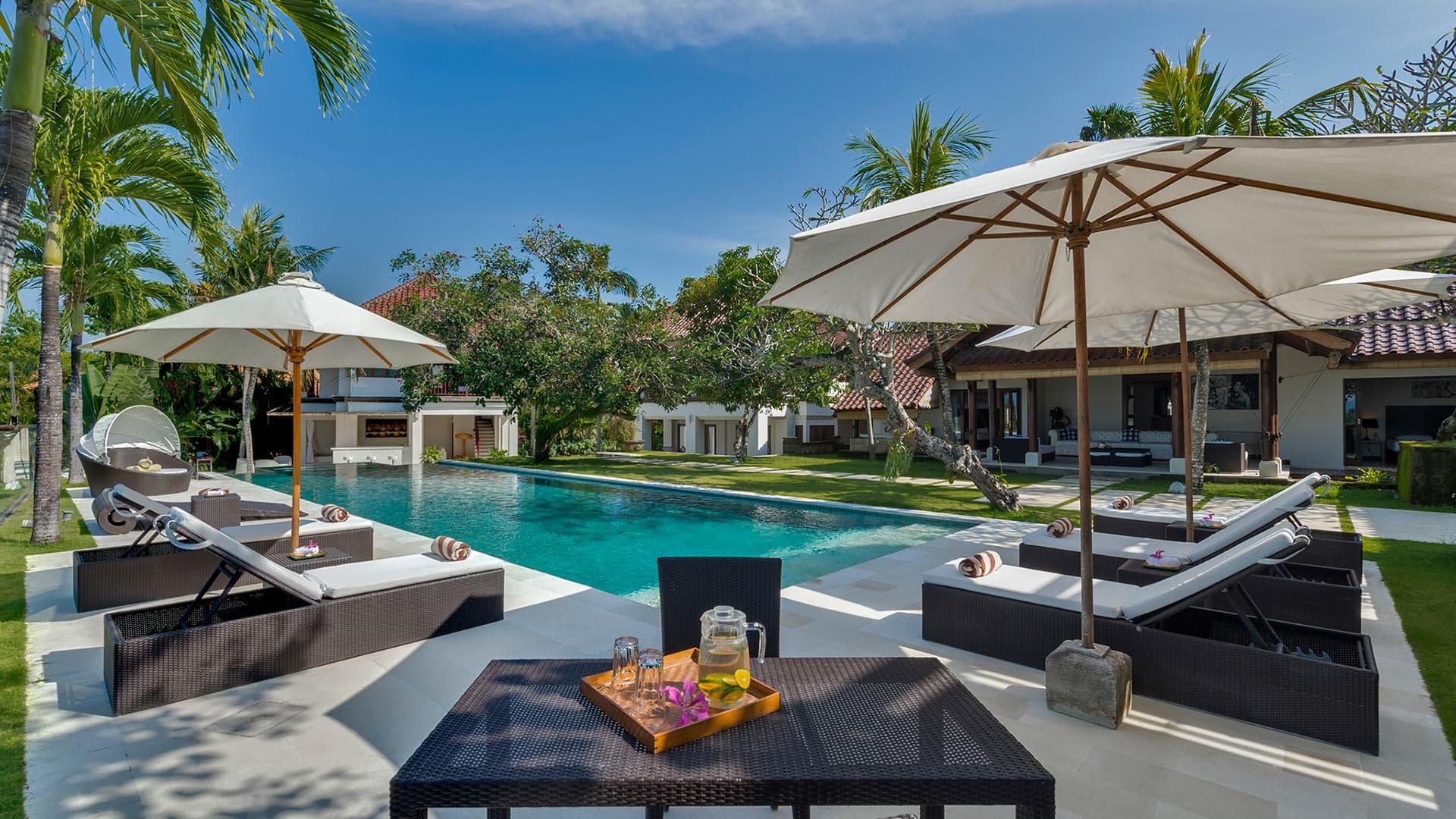 Villa Villa Manis, Location à Bali