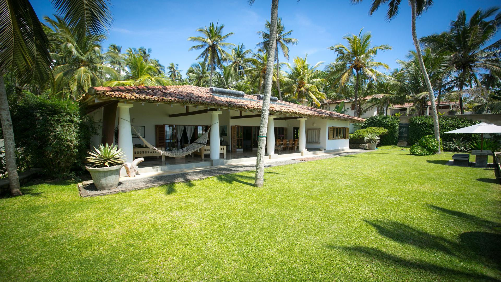 Villa Wetaah Villa mieten in Tangalle Dikwella