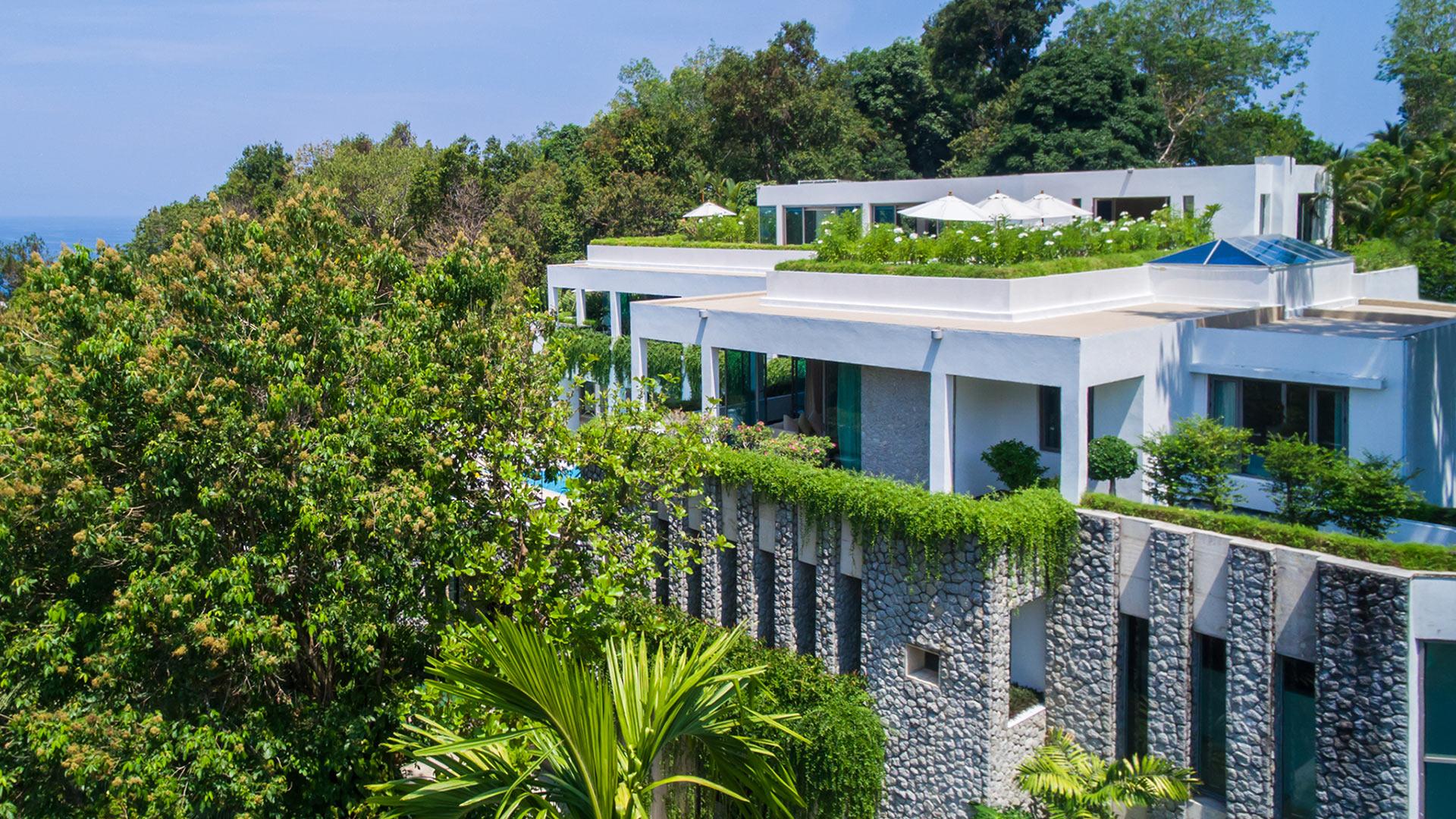 Villa Villa Waterfall Bay, Rental in Phuket