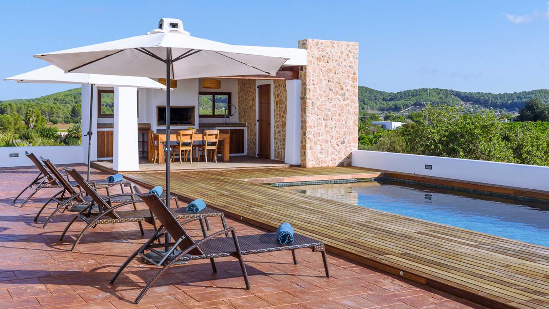 Villa Villa 326, Location à Ibiza