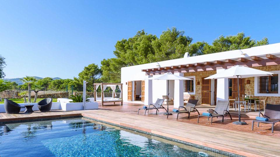 villa 625 villa mieten in ibiza ibiza norden villanovo. Black Bedroom Furniture Sets. Home Design Ideas