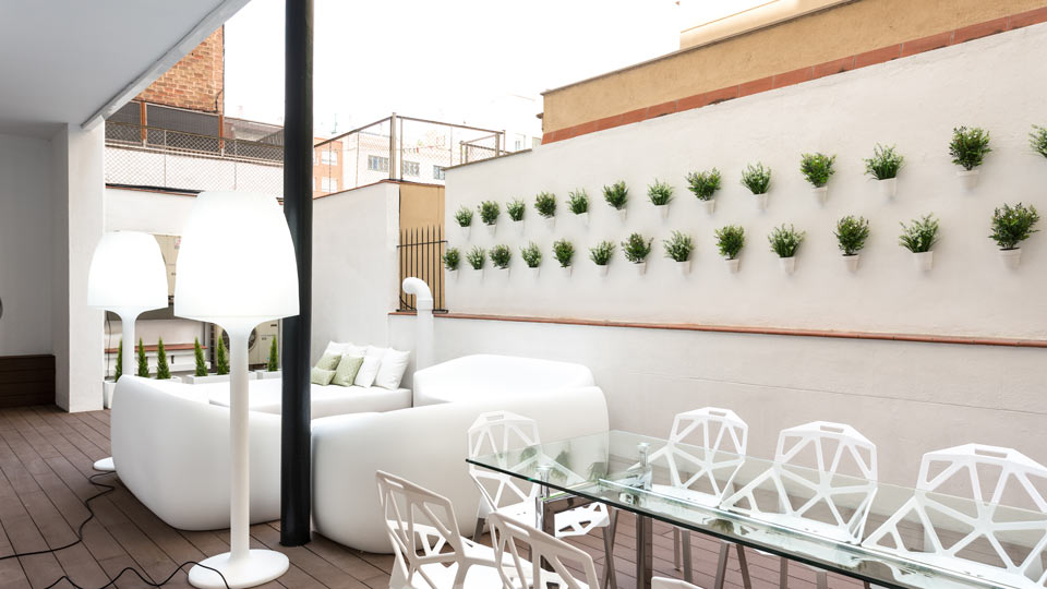 Villa Caspe, Rental in Barcelona