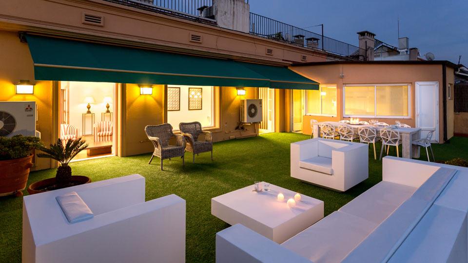 Villa Rambla Catalunya 2, Rental in Barcelona