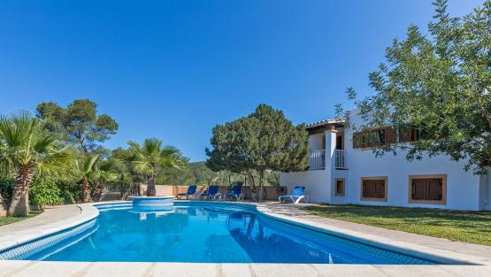 Villa Villa 317, Rental in Ibiza