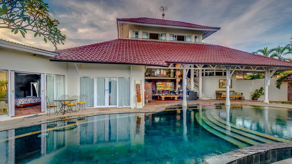Villa Villa Tropical Oberoi, Location à Bali