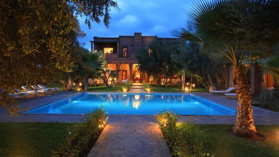 Villa Villa Amane, Ferienvilla mieten Marrakesch
