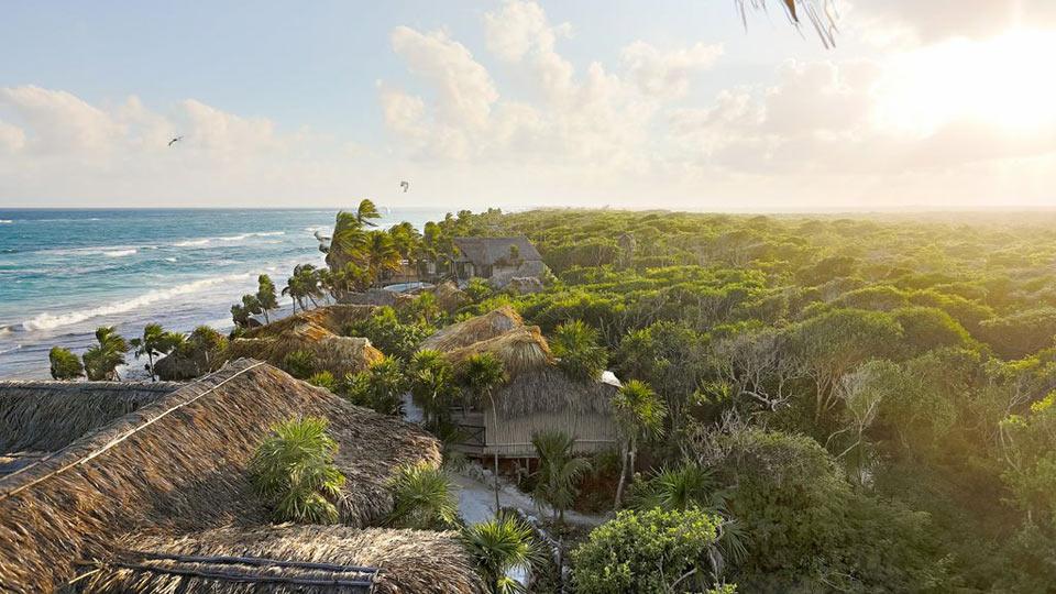 Villa Casa Madera, Location à Yucatán