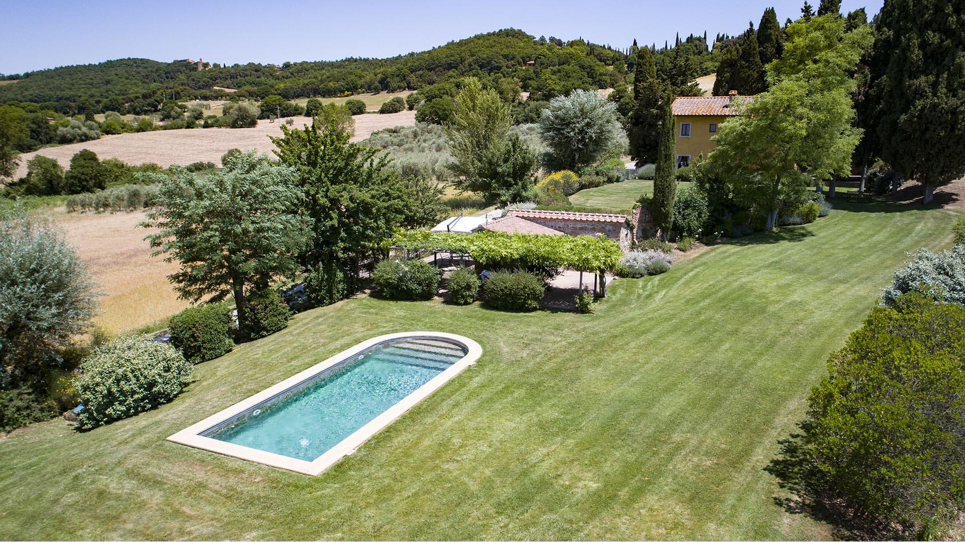 Villa Casa Michaela, Location à Toscane