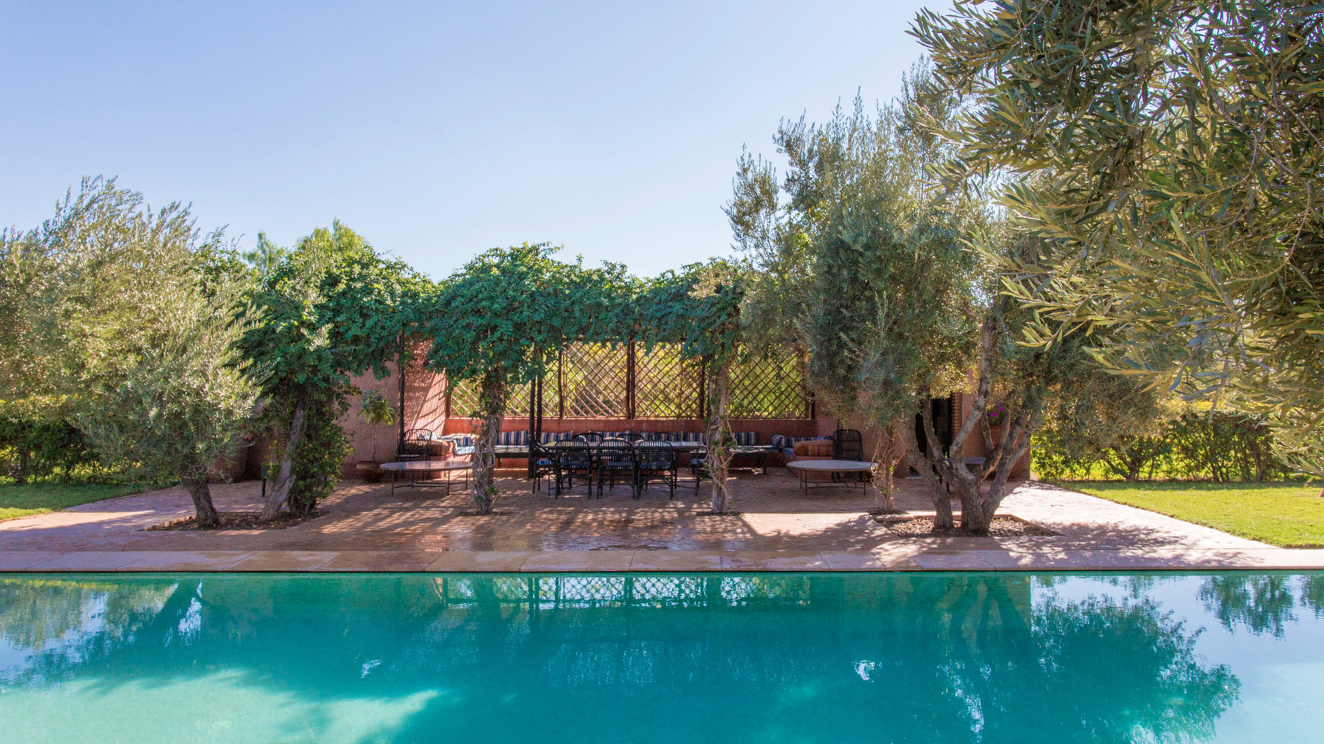 Villa Dar Saladin, Rental in Marrakech