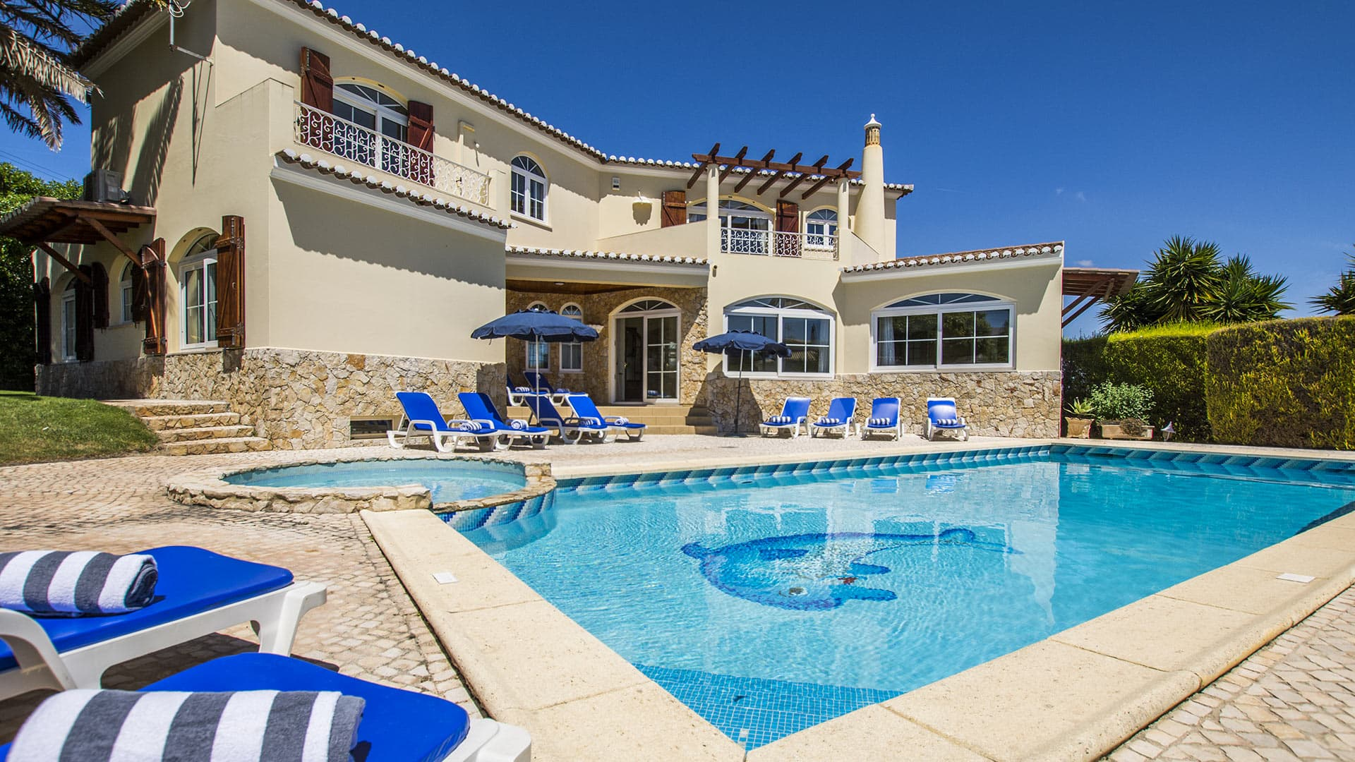 Villa Villa Atlas, Location à Algarve