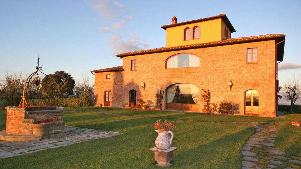 Villa Villa Ambra, Location à Toscane
