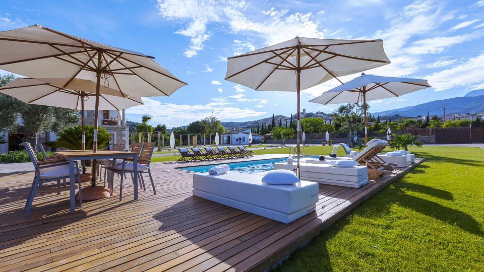 Villa Villa Tramuntana, Location à Majorque