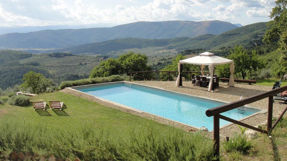 Villa Casa Violetta, Location à Toscane