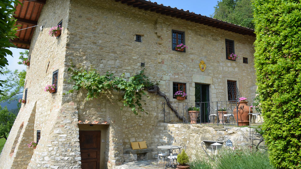 Fotos de la villa Casa Violetta en Toscana | Villanovo
