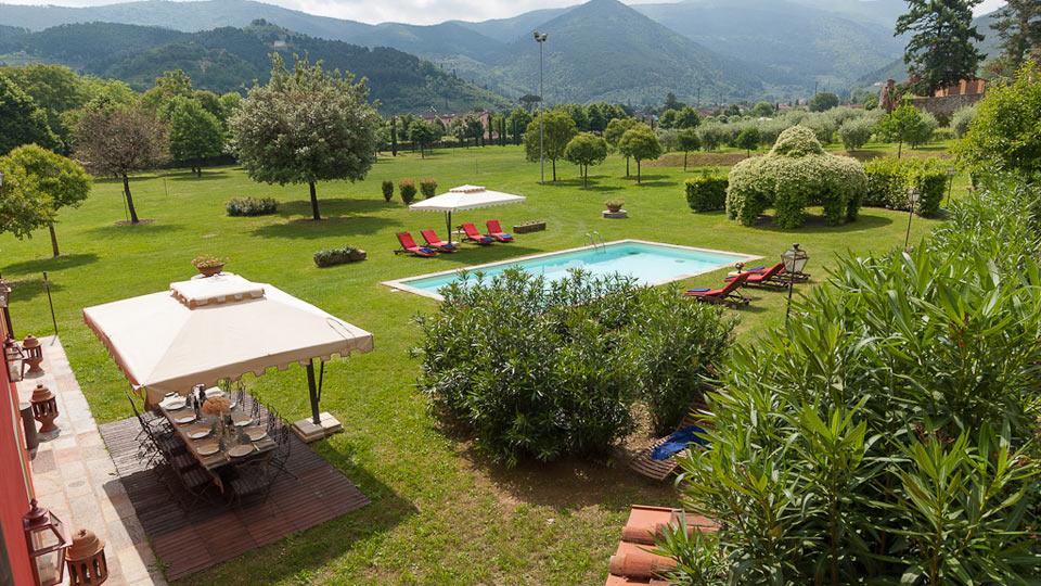 Villa Villa Azzurra, Location à Toscane