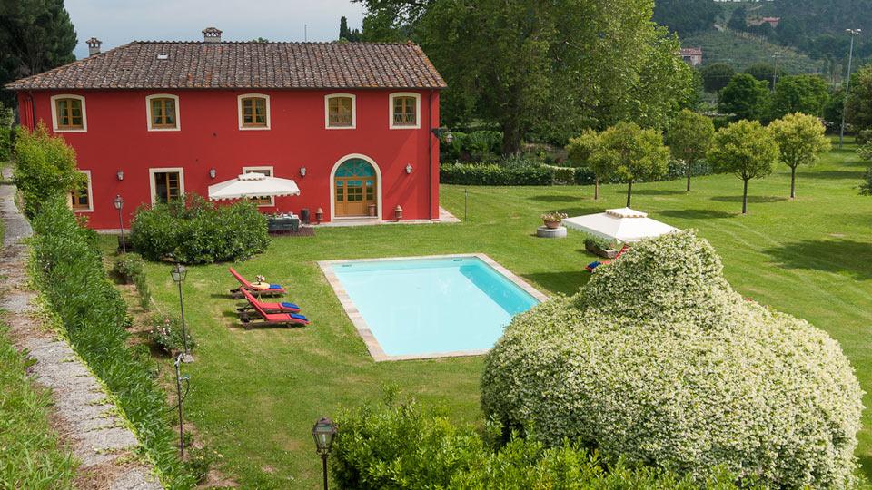 Villa Villa Azzurra, Alquiler en Toscana