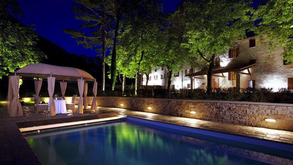 Villa Villa Romeo, Location à Ombrie