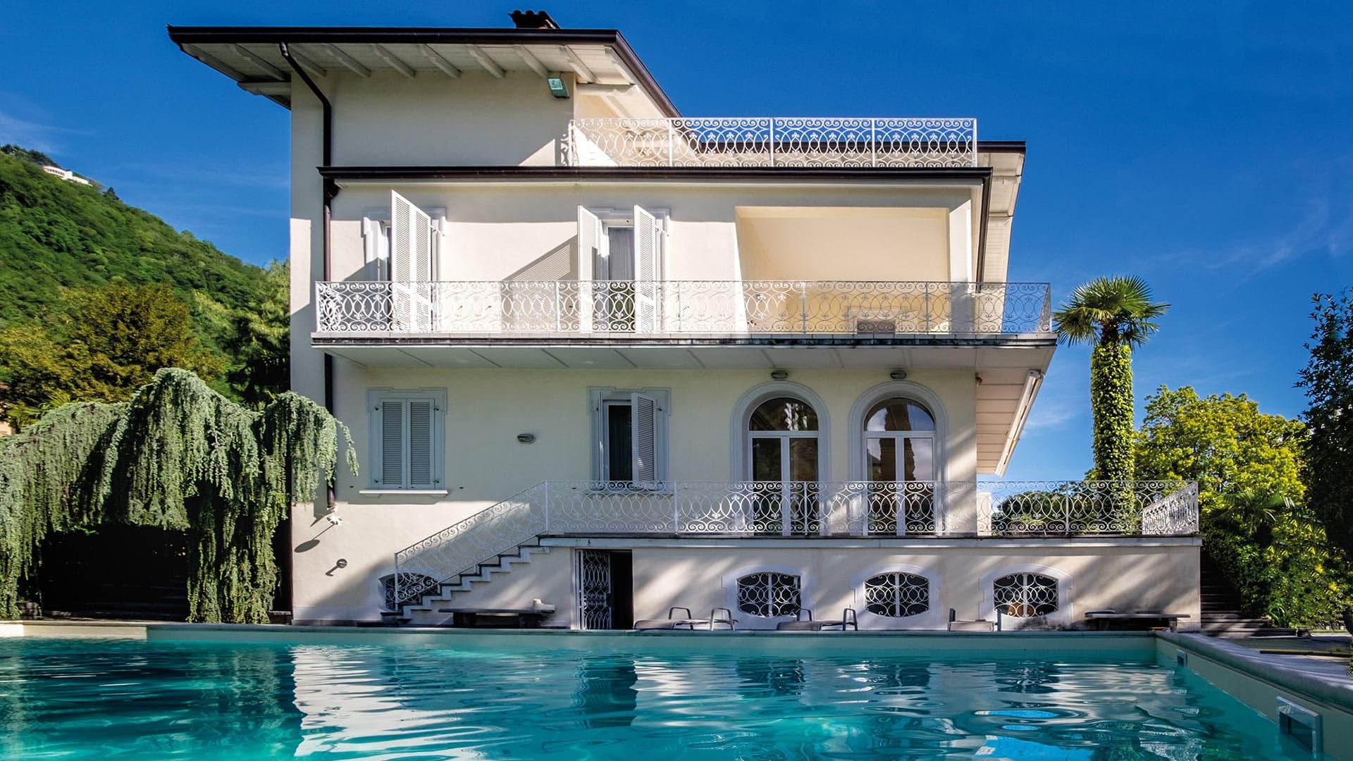 Villa Villa Bania, Location à Les Lacs