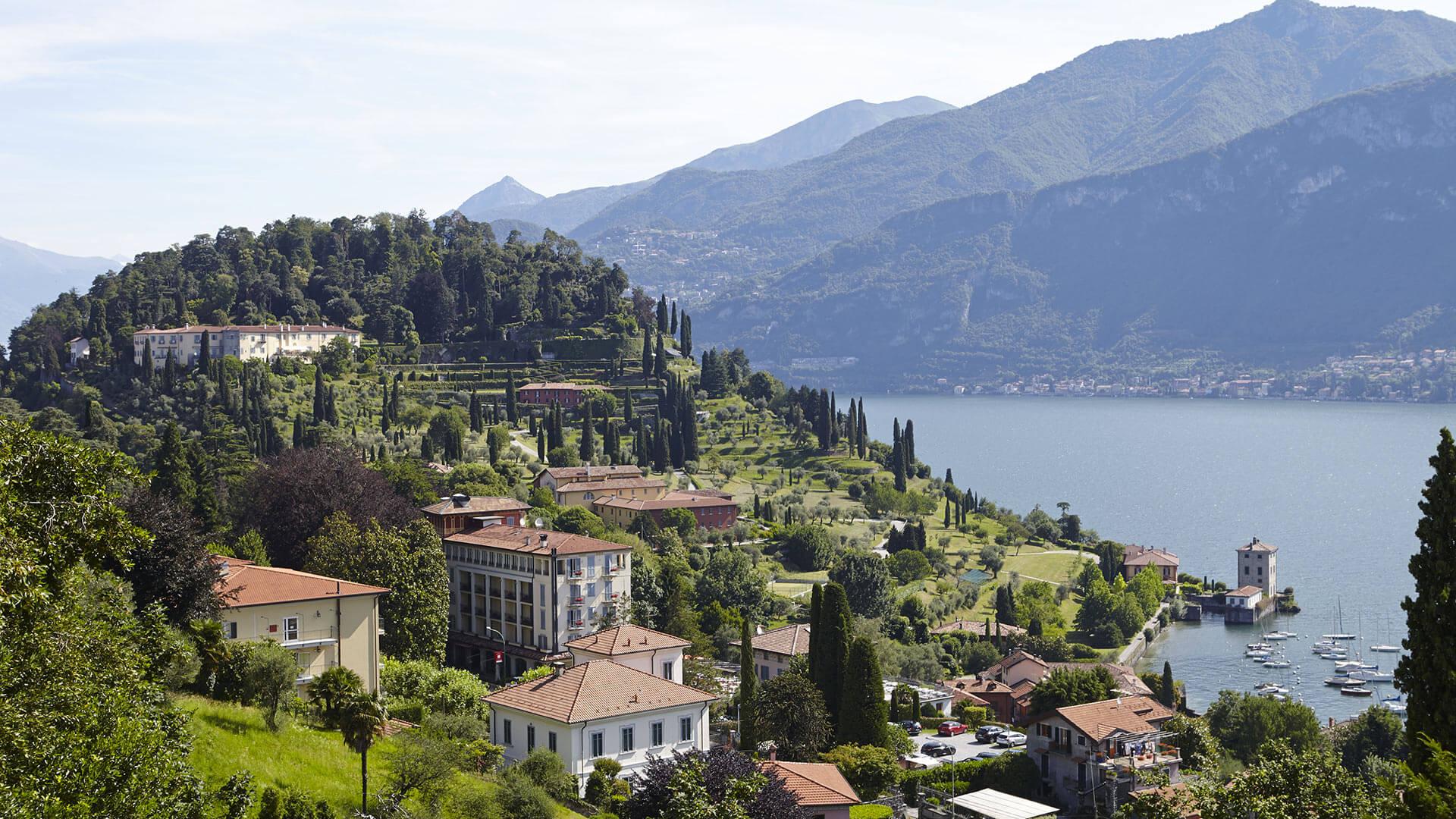 Villa Villa Enrica, Location à Les Lacs
