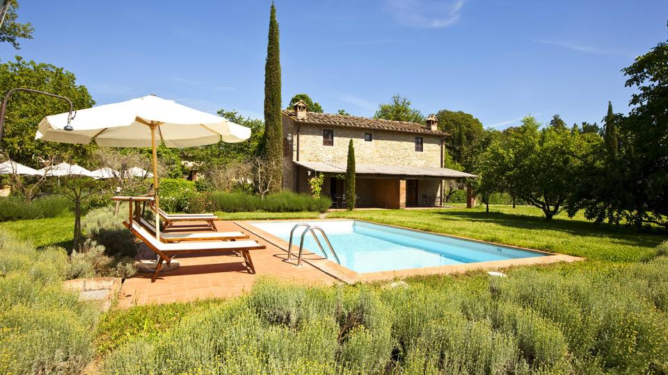 Villa Casa Maddalena, Location à Toscane