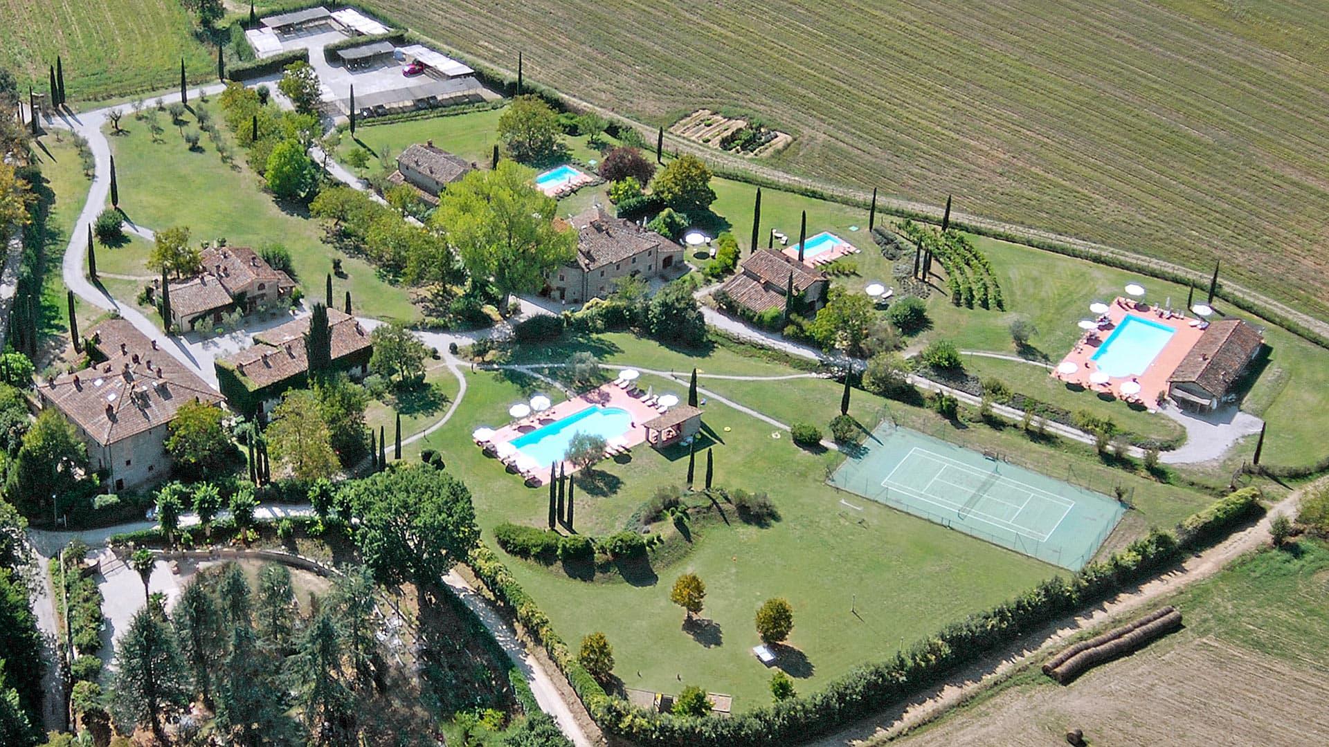 Villa Casa Maddalena, Alquiler en Toscana