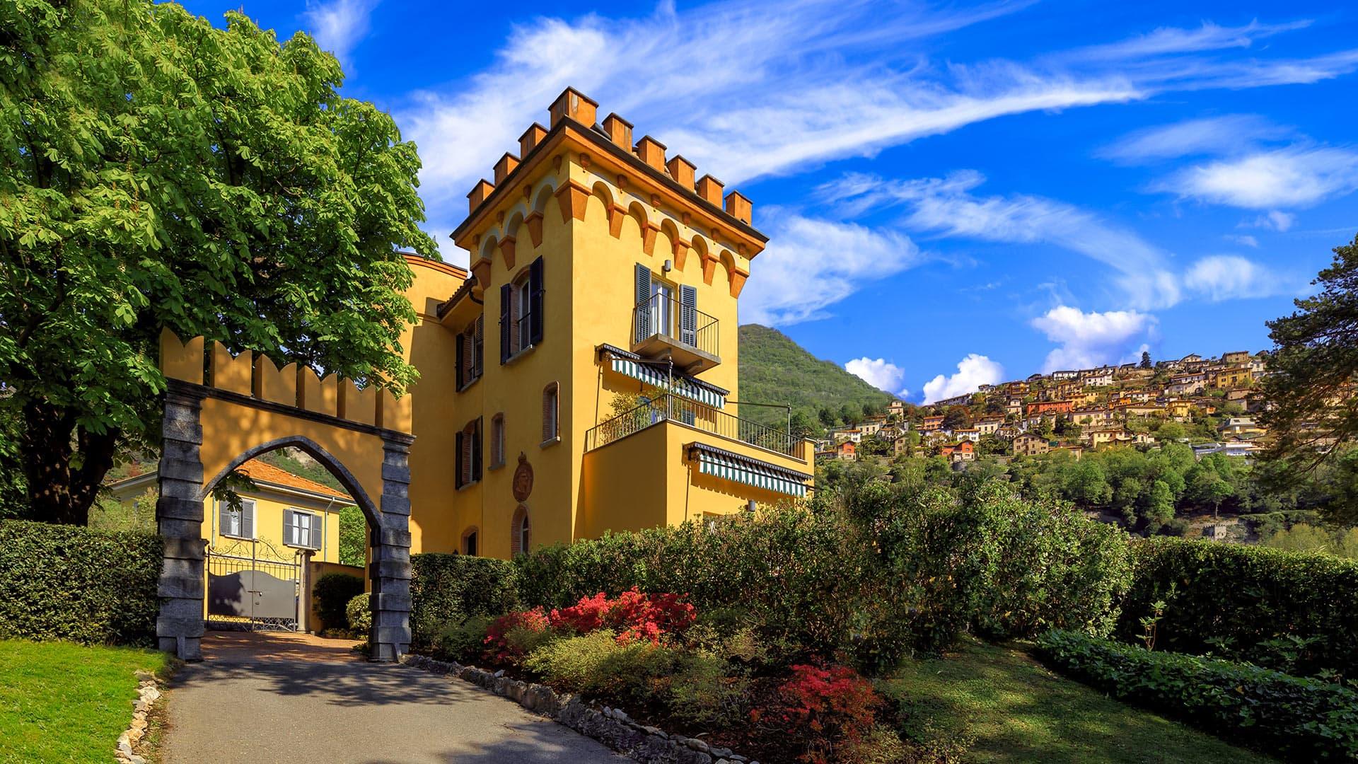 Villa Villa Rubina, Location à Les Lacs