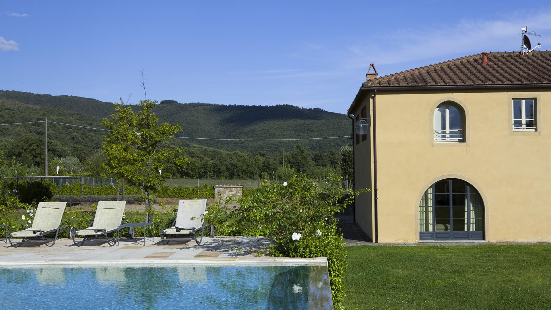 Villa Villa Giovana, Location à Toscane