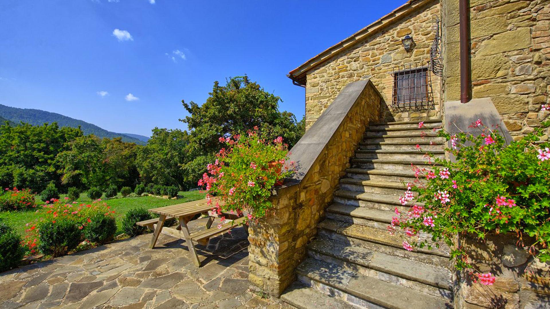 Villa Villa Leandro, Location à Toscane