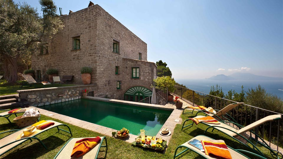 Villa Villa Speranza, Alquiler en Costa Amalfitana