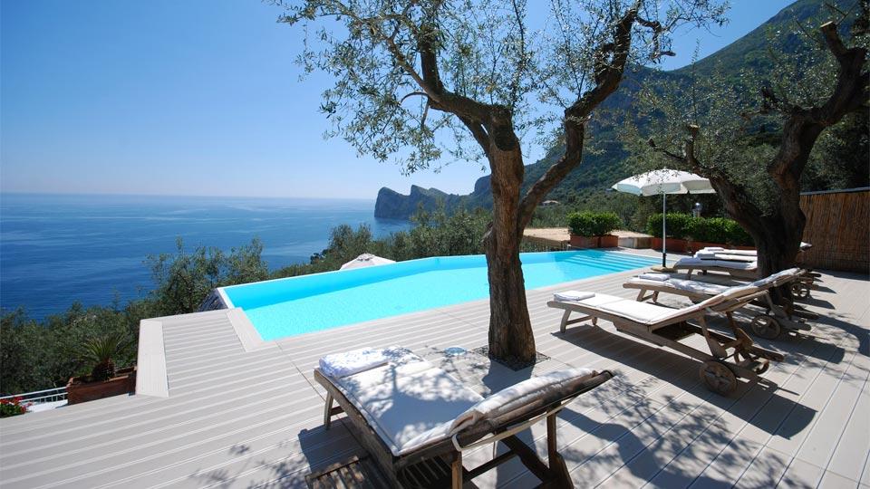 Villa Villa Bianca, Alquiler en Costa Amalfitana