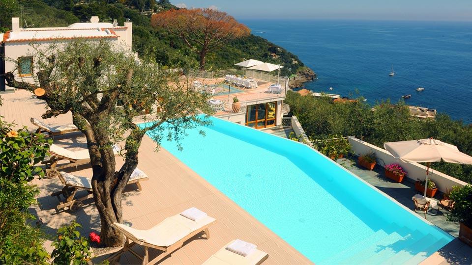 Villa Villa Bianca, Location à Côte Amalfitaine