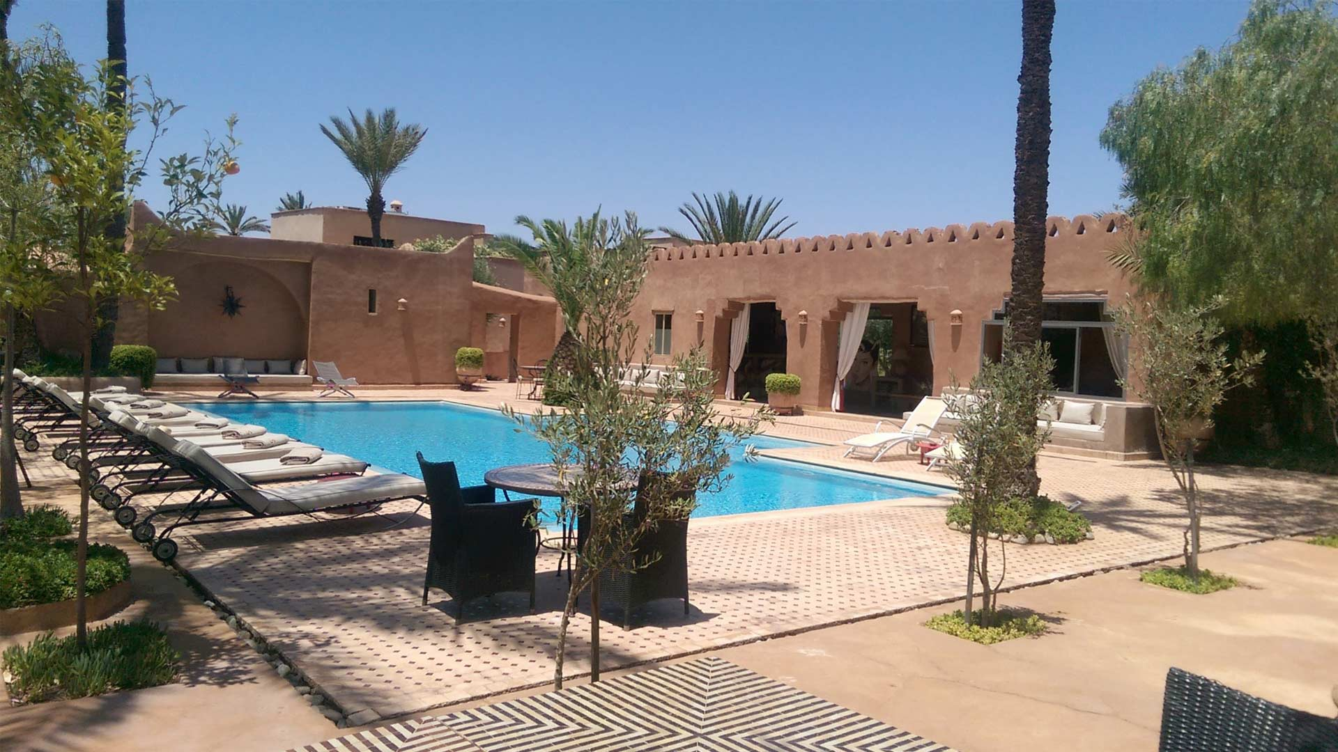 Villa Villa 33, Rental in Marrakech