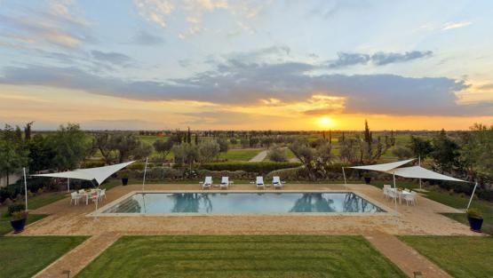 Villa Villa Calloway, Rental in Marrakech
