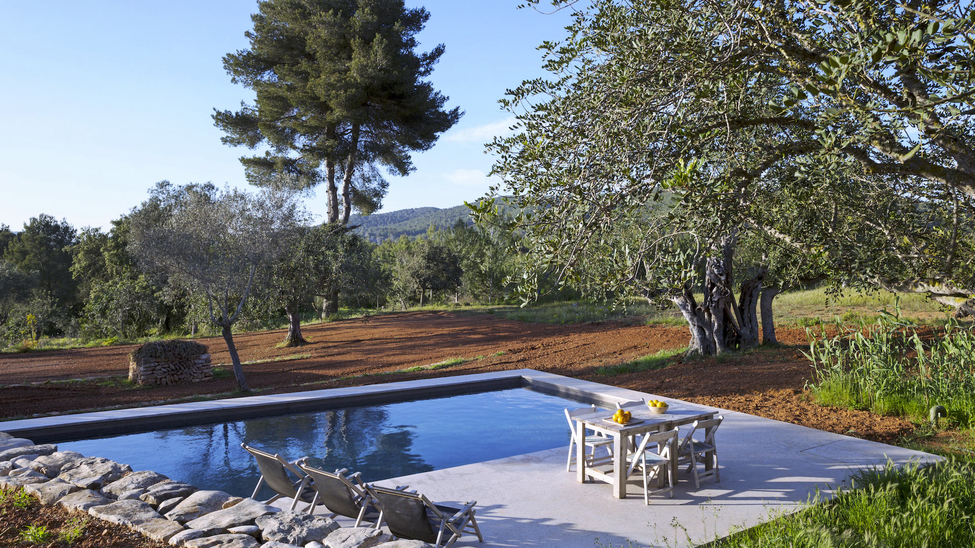 Villa Can Basso, Rental in Ibiza