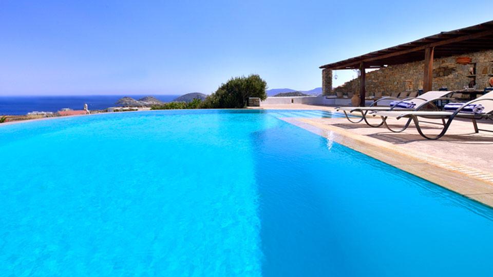 Villa Villa Shaia, Location à Cyclades - Mykonos