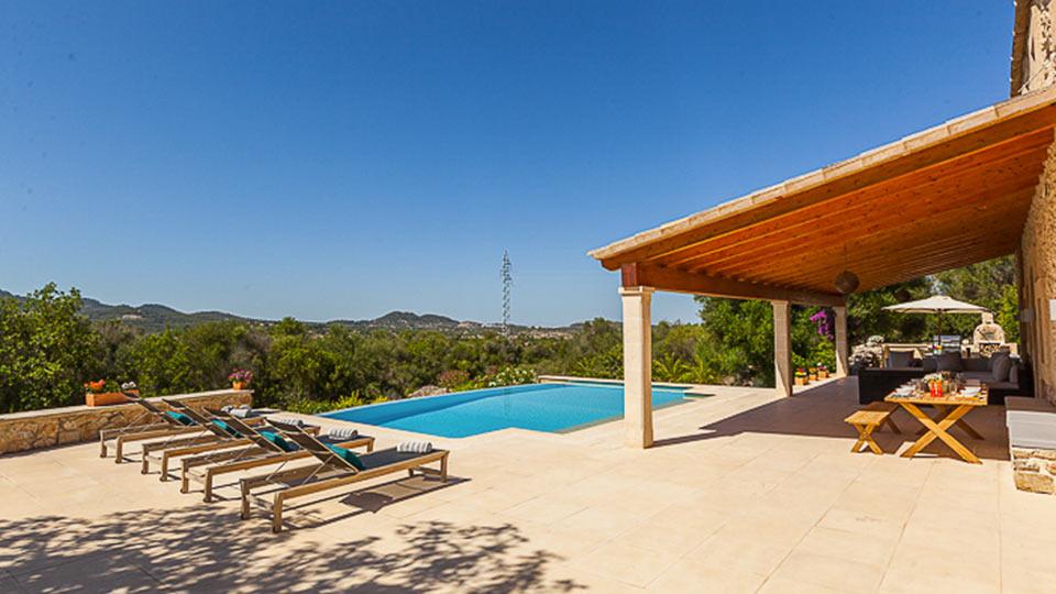 villa pallona villa mieten in mallorca s dosten villanovo. Black Bedroom Furniture Sets. Home Design Ideas