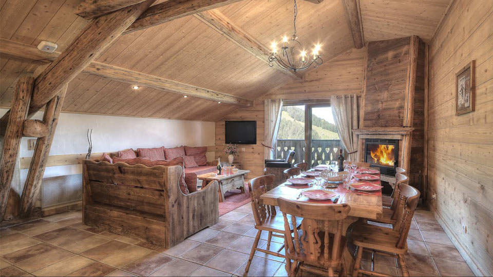 Villa Chalet Antares, Rental in Northern Alps