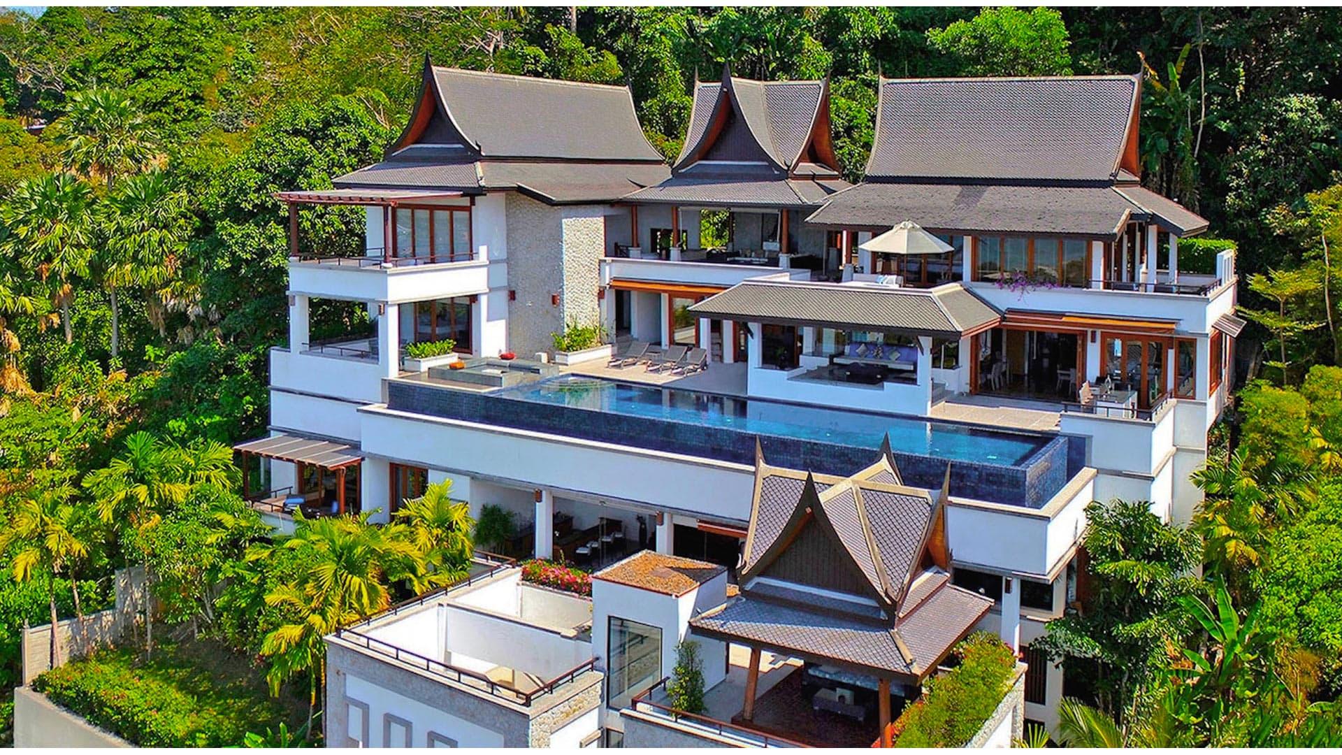 Villa Villa Yanggy, Location à Phuket