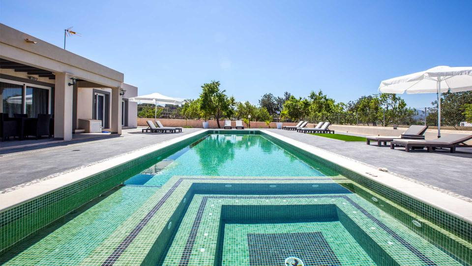 Villa Villa 836, Rental in Ibiza